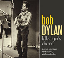 Bob Dylan - Folk Singer's Choice (CD)