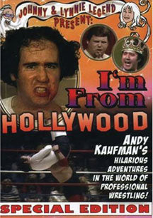 Andy Kaufman - I'm From Hollywood (DVD)