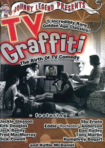 TV Graffiti: Birth Of TV Comedy (DVD)