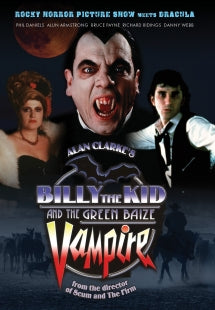 Billy The Kid And The Green Baize Vampire (DVD)