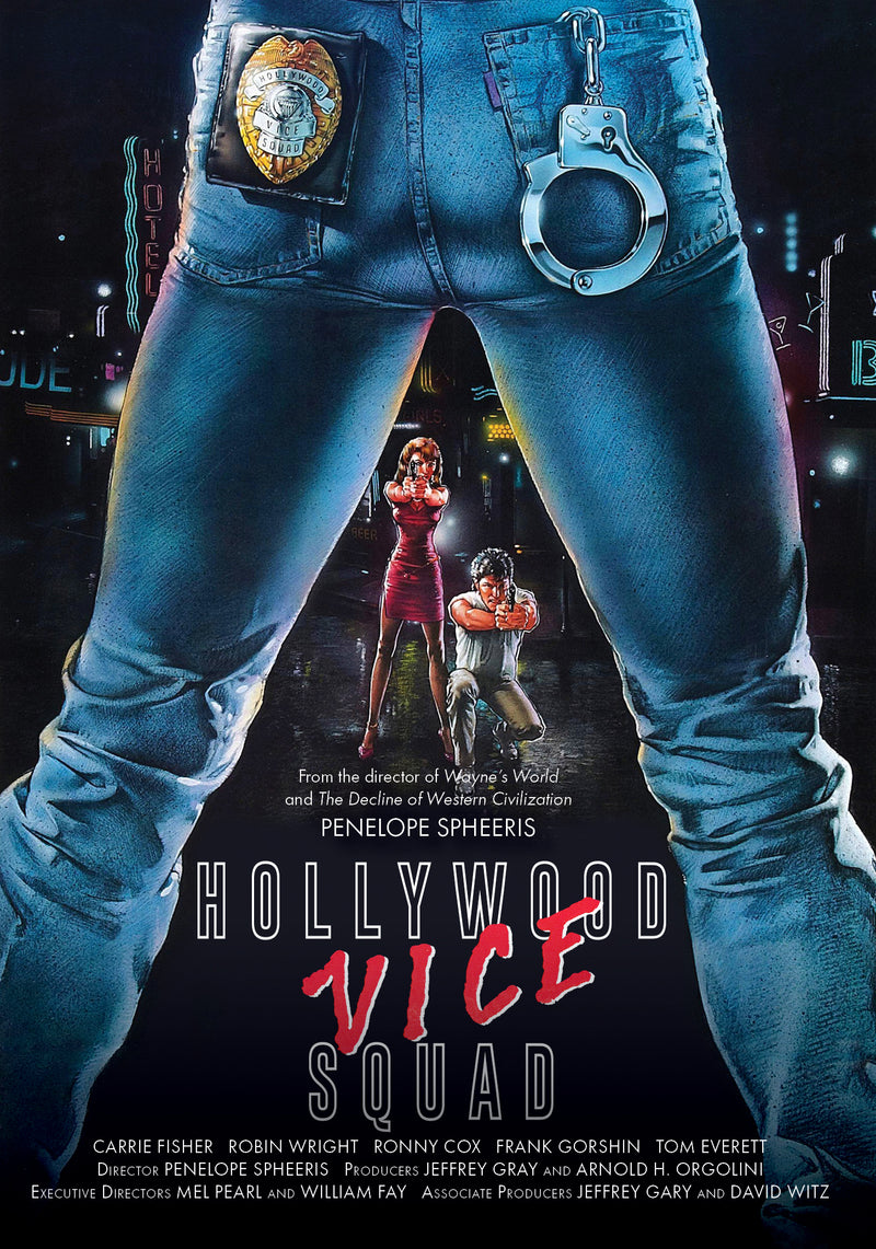 Hollywood Vice Squad (DVD)