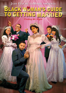 Black Woman's Guide To Getting Married (DVD)