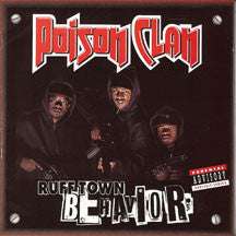 Poison Clan - Rufftown Behavior (CD)