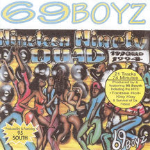 69 Boyz - 199 Quad (w/ Bonus Dvd) (CD/DVD)