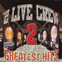 2 Live Crew - Greatest Hits Volume 2 (VINYL ALBUM)