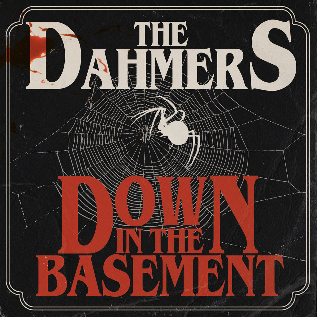 Dahmers - Down In The Basement (CD)