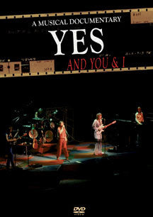Yes - And You & I: A Musical Documentary (DVD)