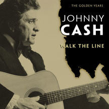 Johnny Cash - I Walk The Line: The Golden Years (CD)