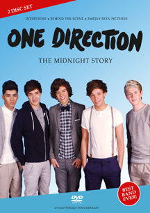 One Direction - The Midnight Story (DVD)