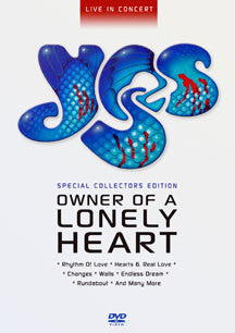 Yes - Owner Of A Lonely Heart: The Best Of (DVD)