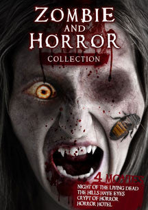 Zombie And Horror Collection (DVD)