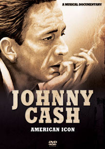 Johnny Cash - American Icon: Music Documentary (DVD)