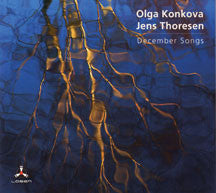 Olga Konkova & Jens Thoresen - December Songs (CD)