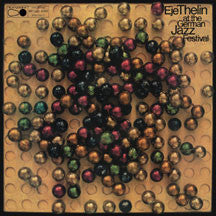 Eje Thelin Quintet - At The German Jazz Festival (VINYL ALBUM)