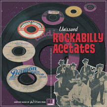 Unissued Rockabilly Acetates (VINYL ALBUM)