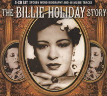 Billie Holiday - The Billie Holiday Story (CD)