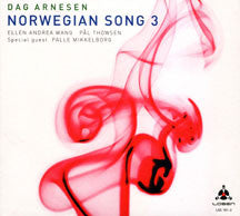 Dag Arnesen - Norwegian Song 3 (CD)