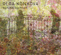 Konkova, Olga - Return Journey (CD)