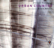 Fredriksen, Christer - Urban Country (CD)