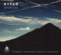 Nypan, Nypan - Republique (CD)