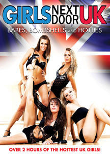 Girls Next Door UK: Babes, Bombshells And Hotties (DVD)