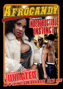 Afro Candy Presents Destructive Instinct (DVD)