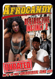 Afro Candy Presents Destructive Instinct 2 (DVD)