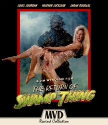The Return Of Swamp Thing  (BLU-RAY/DVD)