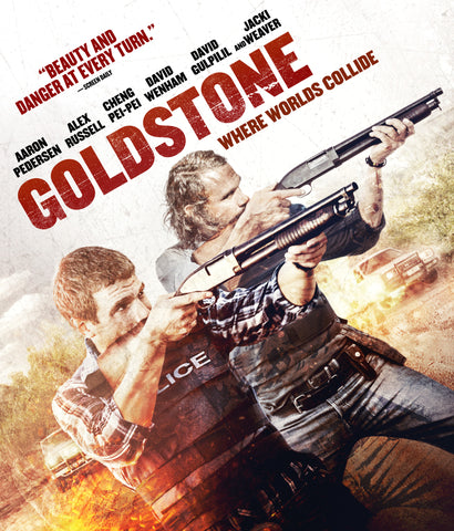 Goldstone (BLU-RAY)