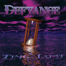 Defyance - Time Lost (papersleeve) (CD)
