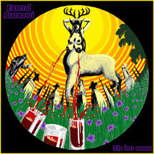Funeral Marmoori - The Deer Woman (CD)