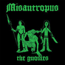 Misantropus - The Gnomes (CD)