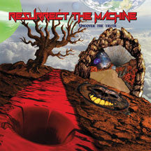 Resurrect The Machine - Uncover The Truth (CD)