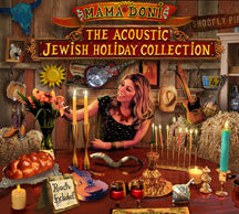 Mama Doni Band - The Acoustic Jewish Holiday Collection (CD)