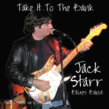Jack Starr - Take It To The Bank (CD)
