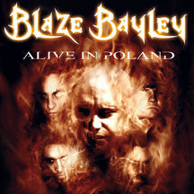 Blaze Bayley - Alive In Poland (CD)
