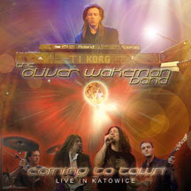 Oliver Wakeman Band - Coming To Town (Ltd. Edition) (CD)