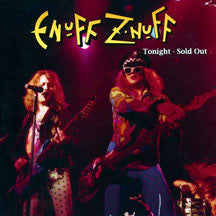 Enuff Z'nuff - Tonight Sold Out (CD)