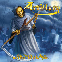 Artillery - One Foot In The Grave, The Other One In The Trash (Ltd. Edition) (CD)