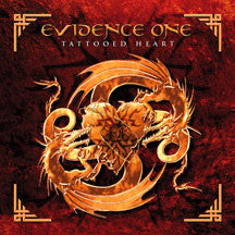Evidence One - Tattooed Heart (Remastered) (CD)
