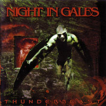 Night In Gales - Thunderbeast (Remastered + Bonus Tracks) (CD)