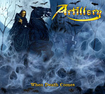 Artillery - When Death Comes (CD)