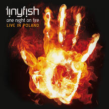 Tinyfish - One Night On Fire (Ltd. Edition) (CD)