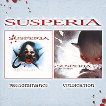 Susperia - Predominance/vindication (CD)