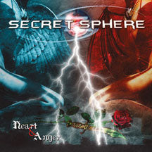 Secret Sphere - Heart & Anger (Remastered) (CD)