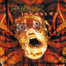 Darkane - Insanity (Remastered) (CD)