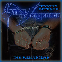 Steel Vengeance - Second Offense (CD)