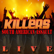 Killers - South American Assault 1994 (Remastered + Bonus Tracks) (CD)