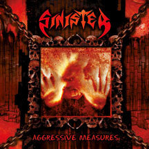 Sinister - Aggressive Measures (CD)