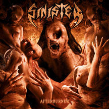 Sinister - Afterburner (CD)